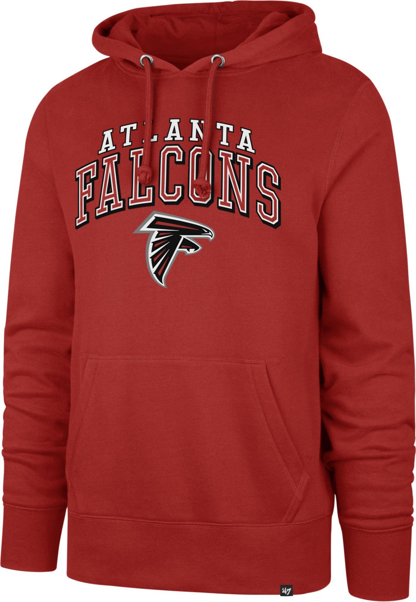 '47 Men's Atlanta Falcons Headline Red Hoodie