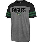 '47 Men's Philadelphia Eagles Legacy Club Grey T-Shirt