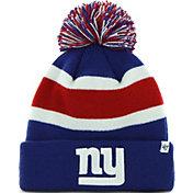 '47 Men's New York Giants Breakaway Royal Pom Knit