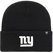 '47 Men's New York Giants Carhartt Black Knit Hat