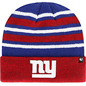 '47 Men's New York Giants Rotation Royal Cuffed Knit