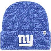 '47 Men's New York Giants Brainfreeze Royal Cuffed Knit