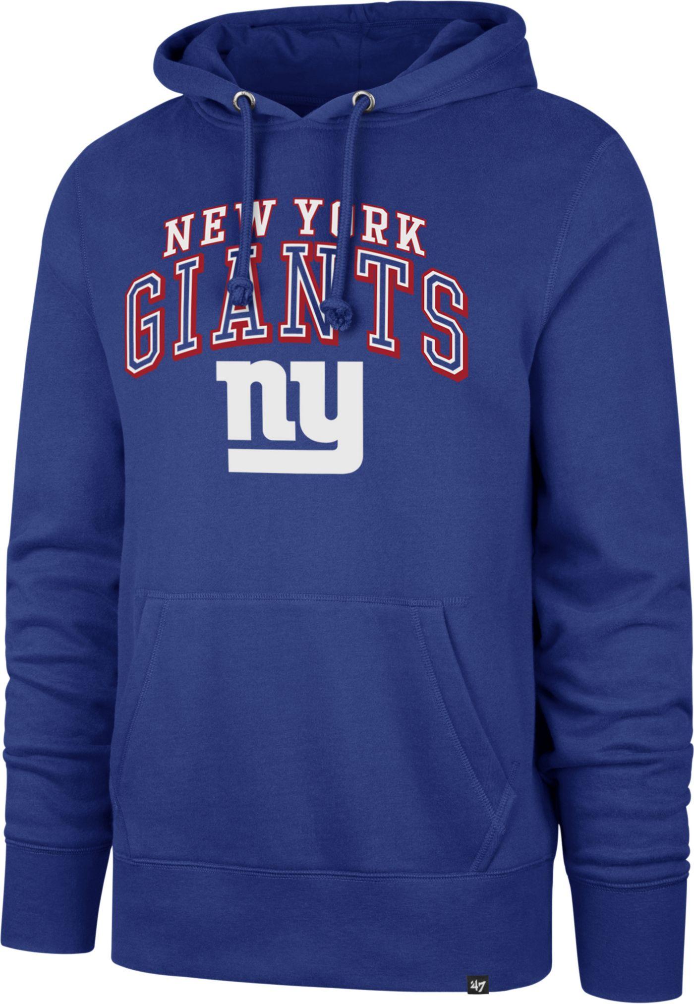 '47 Men's New York Giants Headline Royal Hoodie