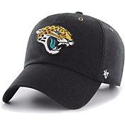 '47 Men's Jacksonville Jaguars Carhartt Clean Up Adjustable Black Hat