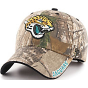 '47 Men's Jacksonville Jaguars Frost Realtree Adjustable Camouflage Hat