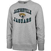 '47 Men's Jacksonville Jaguars Headline Grey Crew