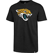 '47 Men's Jacksonville Jaguars Imprint Club Black T-Shirt