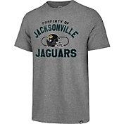 '47 Men's Jacksonville Jaguars Match Grey T-Shirt
