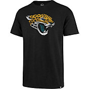 47 Men's Jacksonville Jaguars Scrum Logo Black T-Shirt