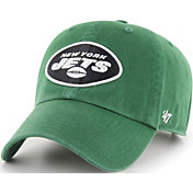 '47 Men's New York Jets Clean Up Green Adjustable Hat