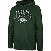 '47 Men's New York Jets Headline Green Hoodie
