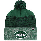 '47 Men's New York Jets Static Cuffed Green Knit