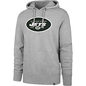 '47 Men's New York Jets Headline Grey Hoodie