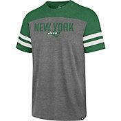'47 Men's New York Jets Legacy Club Grey T-Shirt
