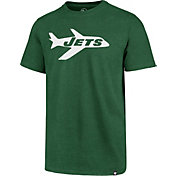 '47 Men's New York Jets Legacy Logo Club Green T-Shirt