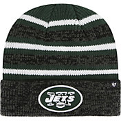 '47 Men's New York Jets Rotation Green Cuffed Knit