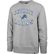 '47 Men's Detroit Lions Headline Grey Crew