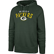 '47 Men's Green Bay Packers Headline Green Hoodie