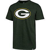 '47 Men's Green Bay Packers Imprint Club Green T-Shirt