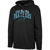'47 Men's Carolina Panthers Headline Black Hoodie