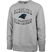'47 Men's Carolina Panthers Headline Grey Crew