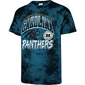 '47 Men's Carolina Panthers Tubular Tie Dye T-Shirt