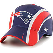 '47 Men's New England Patriots Eclipse Solo Navy Stretch Fit Hat