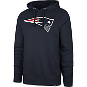 '47 Men's New England Patriots Headline Navy Hoodie