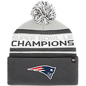 '47 Men's Super Bowl LIII Champions New England Patriots Avon Knit