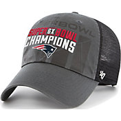 909bc9fa39511 Product Image ·  47 Men s Super Bowl LIII 6X Champions New England Patriots  Clean Up Hat.
