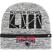 '47 Men's Super Bowl LIII 6X Champions New England Patriots Knit
