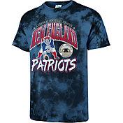 '47 Men's New England Patriots Tubular Tie Dye T-Shirt