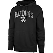 '47 Men's Oakland Raiders Headline Black Hoodie