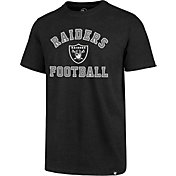 '47 Men's Oakland Raiders Club Arch Black T-Shirt