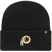 '47 Men's Washington Redskins Carhartt Black Knit Hat
