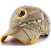 '47 Men's Washington Redskins Frost Realtree Adjustable Camouflage Hat