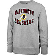 '47 Men's Washington Redskins Headline Grey Crew