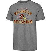 '47 Men's Washington Redskins Match Grey T-Shirt