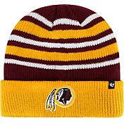 '47 Men's Washington Redskins Rotation Red Cuffed Knit
