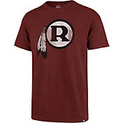 '47 Men's Washington Redskins Scrum Logo Legacy Red T-Shirt