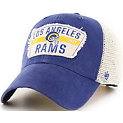 '47 Men's Los Angeles Rams Crawford Legacy Clean Up Adjustable Royal Hat