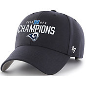 47 Men's NFC Conference Champions Los Angeles Rams MVP Adjustable Hat