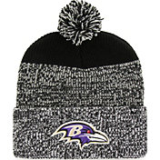 47 Men's Baltimore Ravens Static Cuffed Knit Hat