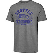 '47 Men's Seattle Seahawks Match Legacy Grey T-Shirt