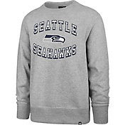 '47 Men's Seattle Seahawks Headline Grey Crew