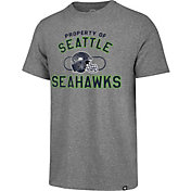 '47 Men's Seattle Seahawks Match Grey T-Shirt
