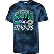 '47 Men's Seattle Seahawks Tubular Tie Dye T-Shirt