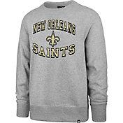 '47 Men's New Orleans Saints Headline Grey Crew