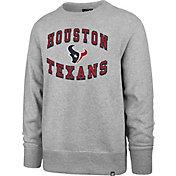 '47 Men's Houston Texans Headline Grey Crew