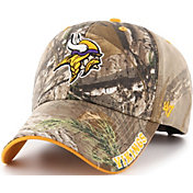 '47 Men's Minnesota Vikings Frost Realtree Adjustable Camouflage Hat